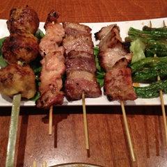 Photo taken at Sake Bar Hagi by douglas on 11/9/2012