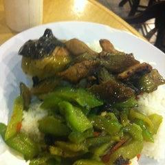 Photo taken at Wong Kok Restaurant @ Penampang by J_oskylar on 12/10/2012