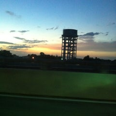 Photo taken at Fly Over Petagas by J_oskylar on 12/17/2012