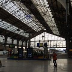 Photo taken at Gare SNCF de Paris Austerlitz by Michael K. on 12/29/2014