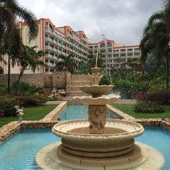 Photo taken at Sonesta Maho Beach Resort & Casino by Garrett B. on 5/19/2014
