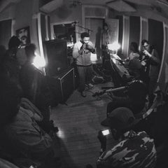 Photo taken at Mobtown Studios by Josh F. on 1/10/2014
