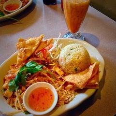 Photo taken at Kozy Corner Thai Cuisine by Charity on 5/14/2015