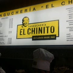 Photo taken at El Chinito by Nicolás K. on 12/28/2012