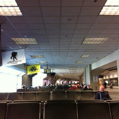 Photo taken at Gate C4 by Mahmoud A. on 4/30/2013