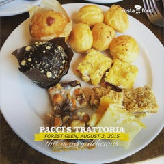 Photo taken at Pacci's Trattoria by Riley L. on 8/2/2015