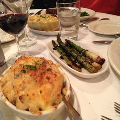 Photo taken at Morton's The Steakhouse by Riley L. on 12/16/2012
