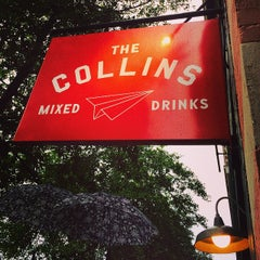 Photo taken at The Collins Bar by David P. on 8/30/2014
