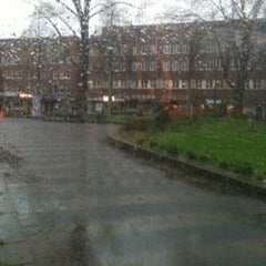 Photo taken at Hoofddorpplein by Julia K. on 4/7/2014