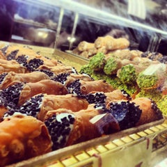 Photo taken at Mike's Pastry by chrix on 6/29/2013