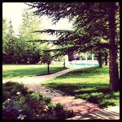 Photo taken at Bilkent Otel ve Konferans Merkezi by Berkay B. on 7/20/2013