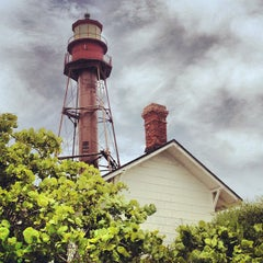 Photo taken at Sanibel Island Lighthouse by Lauren R. on 7/21/2013