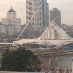 Photo taken at Discovery World at Pier Wisconsin by Eleanor B. on 11/17/2012