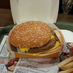 Photo taken at McDonald's by Bruno L. on 1/3/2013
