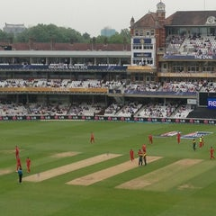 Photo taken at The Kia Oval by Marc M. on 6/19/2013