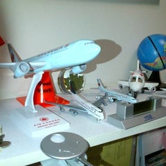 Photo taken at Air Canada back office by Carlos B. on 10/28/2012