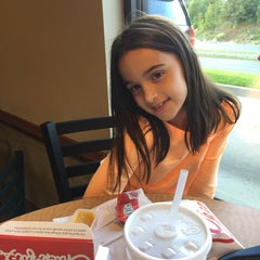 Photo taken at Chick-fil-A by Russ  C. on 10/5/2015