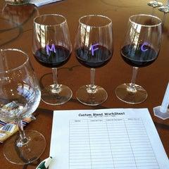 Photo taken at Oak Mountain Winery by @ryandrake on 5/24/2013