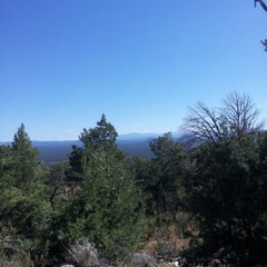 Photo taken at Top of Porter Mountain by Tyrone C. on 10/2/2012