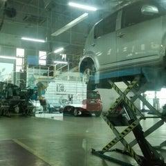 Photo taken at Perodua Sales & Service Centre Glenmarie by Diah P. on 9/28/2015