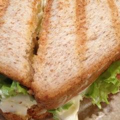 Photo taken at The Sandwich Guy by Jon B. on 7/18/2013