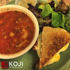 Photo taken at Mocha Java Cafe by Koji on 10/11/2014