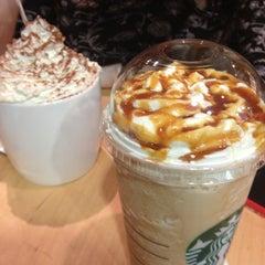 Photo taken at Starbucks by Yana P. on 2/27/2013