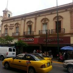 Photo taken at Hotel Posada Regis by Joe A. on 8/1/2013