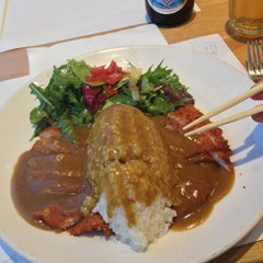 Photo taken at Wagamama by Chris S. on 9/25/2012
