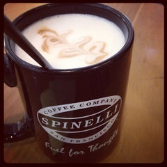 Photo taken at Spinelli Coffee by ayu n. on 11/23/2012