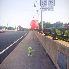Photo taken at The Frog Bridge by Rita R. on 6/29/2014
