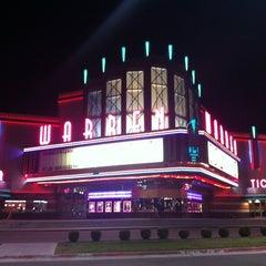 Photo taken at Warren Theatre by Rita R. on 10/16/2012