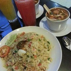 Photo taken at Q Thai Restaurant by Suzy I. on 7/1/2015