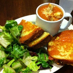 Photo taken at Boudin SF Irvine by Adrienne on 11/28/2012