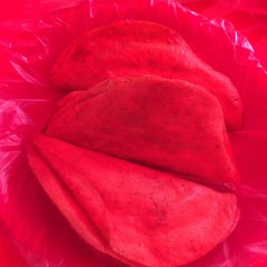 Photo taken at Tacos Barbacoa Prepa 5 by Momo K. on 2/20/2016