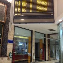 Photo taken at Stazione Ferrara by Abdullah A. on 1/13/2013