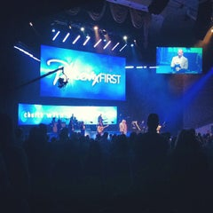 Photo taken at Dream City Church by Denisse L. on 6/2/2013