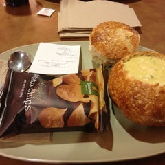 Photo taken at Panera Bread by Ashley H. on 12/28/2012