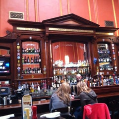 Photo taken at Ri Ra Irish Pub and Restaurant by Gabriel D. on 11/5/2012