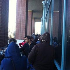 Photo taken at Jersey City Municipal Courthouse by Jess H. on 11/17/2012