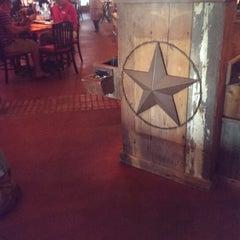 Photo taken at Saltgrass Steak House by Fadi Y. on 6/12/2014