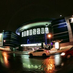 Photo taken at Cinéma Colossus Laval by Simon d. on 1/13/2013
