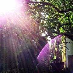 Photo taken at Selasar Sunaryo Art Space by andi a. on 2/24/2015