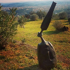 Photo taken at Villa Le Rondini by iSculpture F. on 3/12/2015