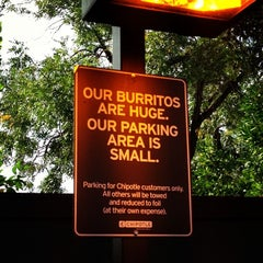 Photo taken at Chipotle Mexican Grill by Alastair G. on 10/3/2013