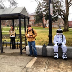 Photo taken at University of New Hampshire by UNH Students on 12/4/2012