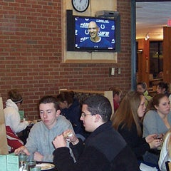 Photo taken at Philbrook Dining Hall by University of New Hampshire on 4/16/2014