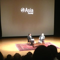 Photo taken at Asia Society New York by Stephen J. on 4/9/2013