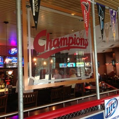 Photo taken at Champions Sports Bar by Mike S. on 8/14/2013