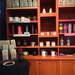 Photo taken at Caribou Coffee by Abdulaziz on 3/4/2013
